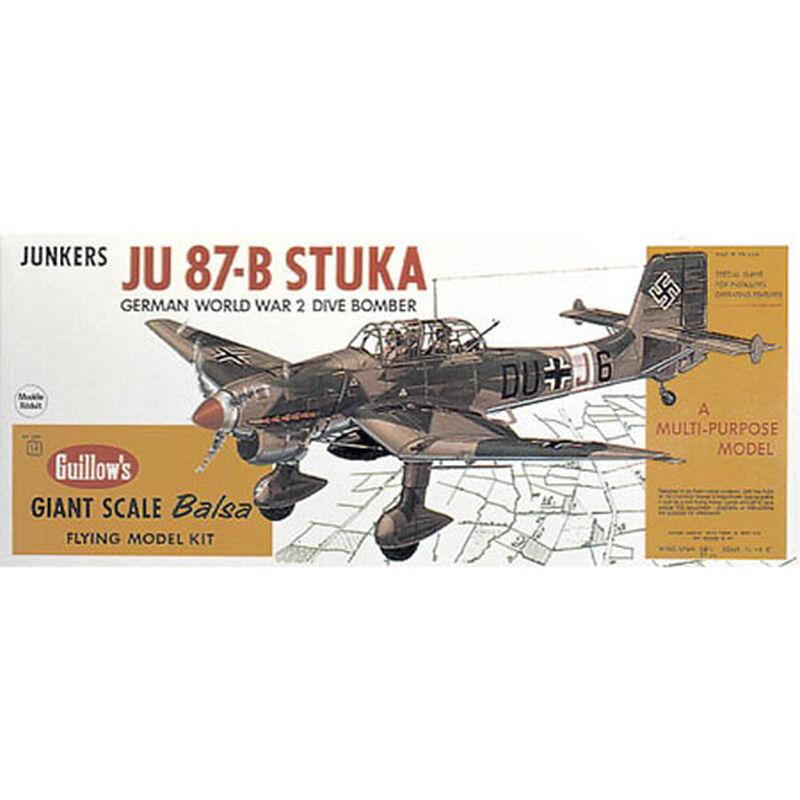"JU 87B Stuka Kit, 34"""