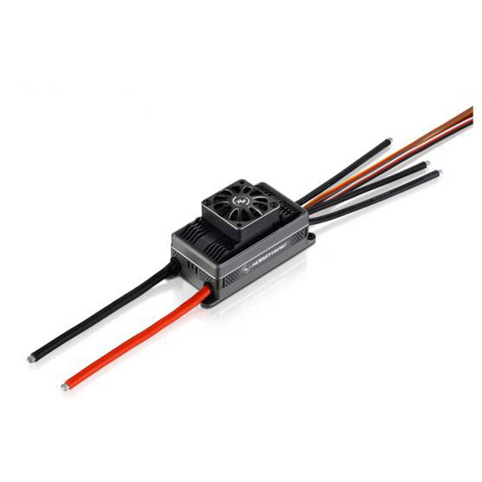 Platinum 200A High Voltage V4.1 ESC SBEC