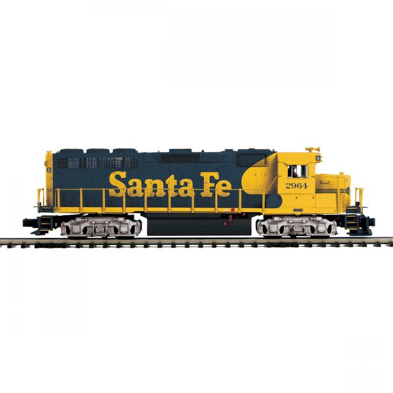 O Hi-Rail GP-40 with PS3 SF #2964