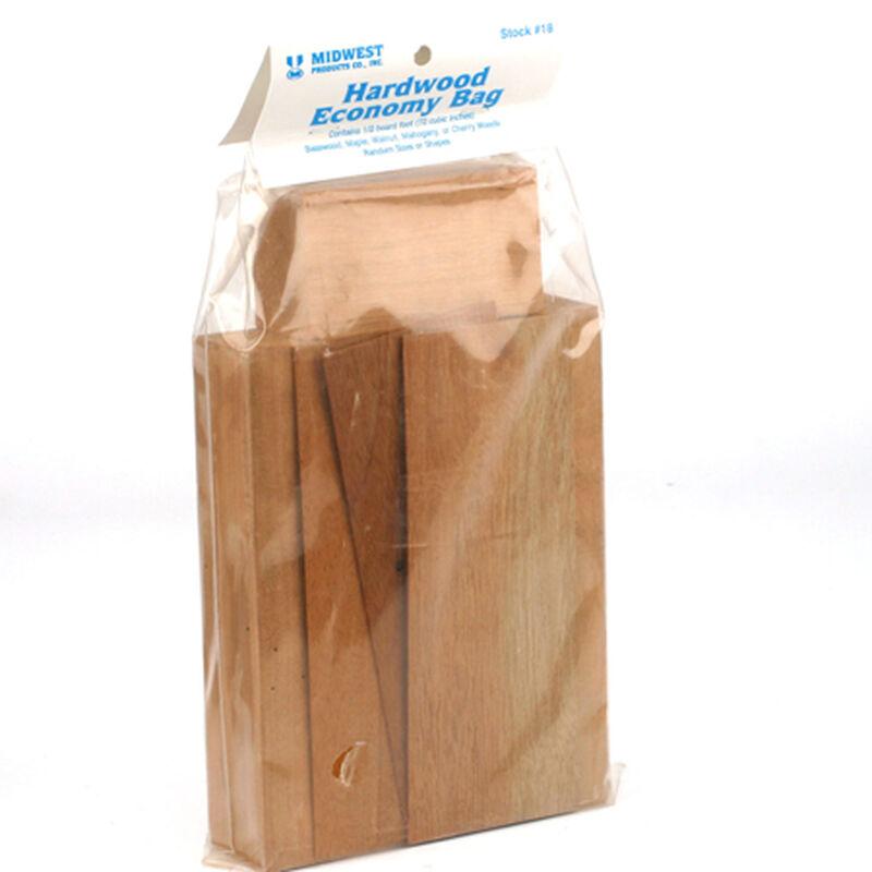 Hardwood Scrap Bag