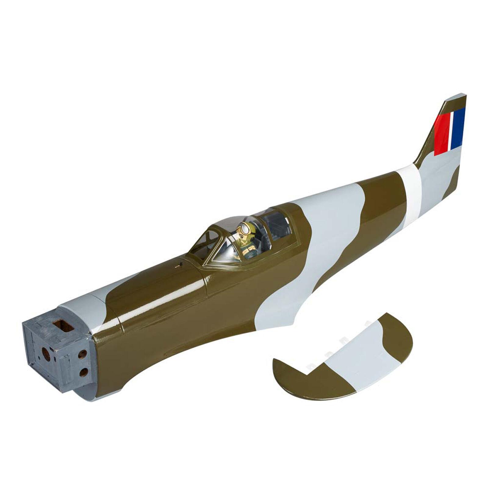 Fuselage Set Spitfire 20-30cc EP ARF