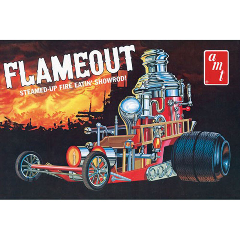 1 25  Flameout Show Rod