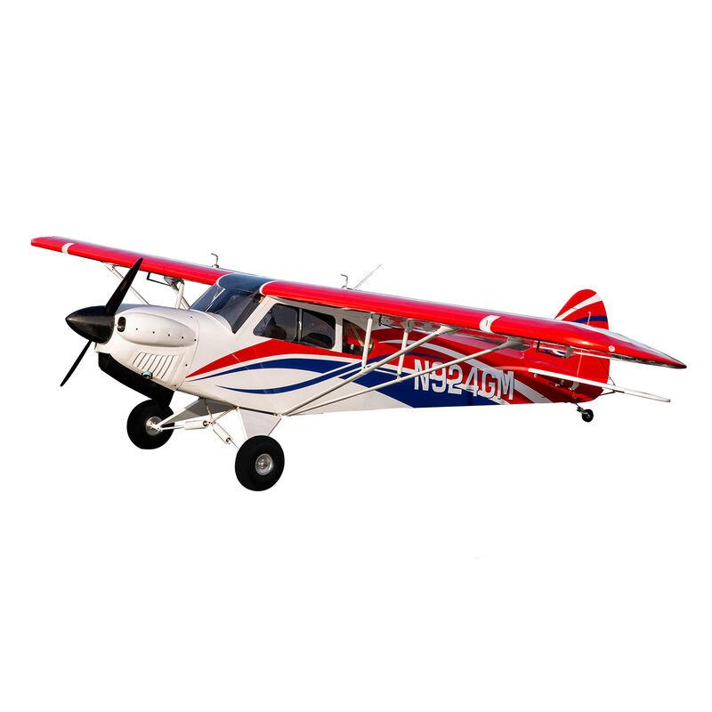 "CubCrafters Carbon Cub FX-3 100-200cc ARF, 165"""
