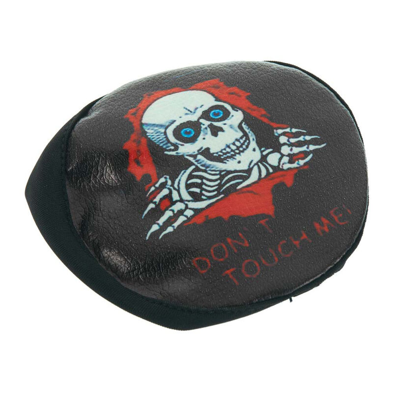 """1/10 Skull """"Dont Touch Me"""" Spare Tire Cover"""