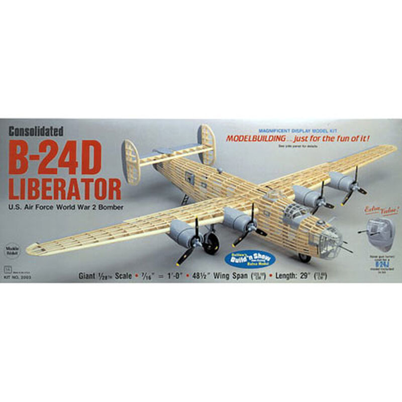 """Consolidated B-24D Liberator, 48.5"""""""