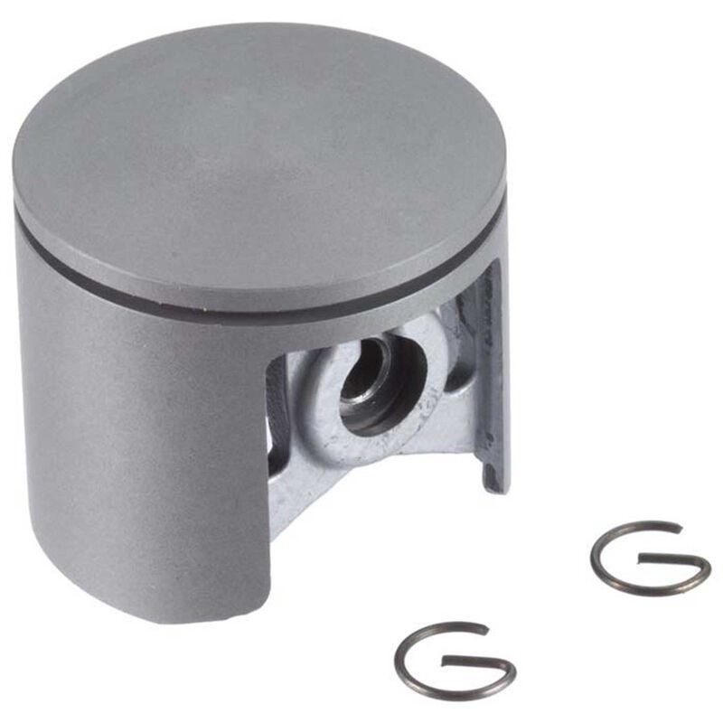 Piston w Pin & Retainer: DLE-222