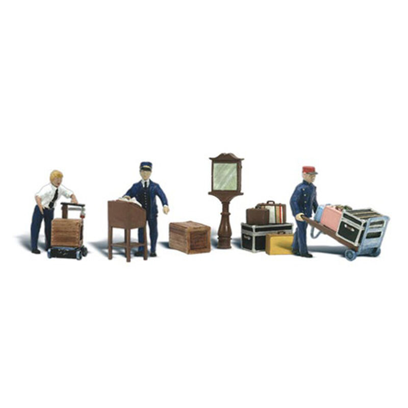 O Depot Workers & Accessories