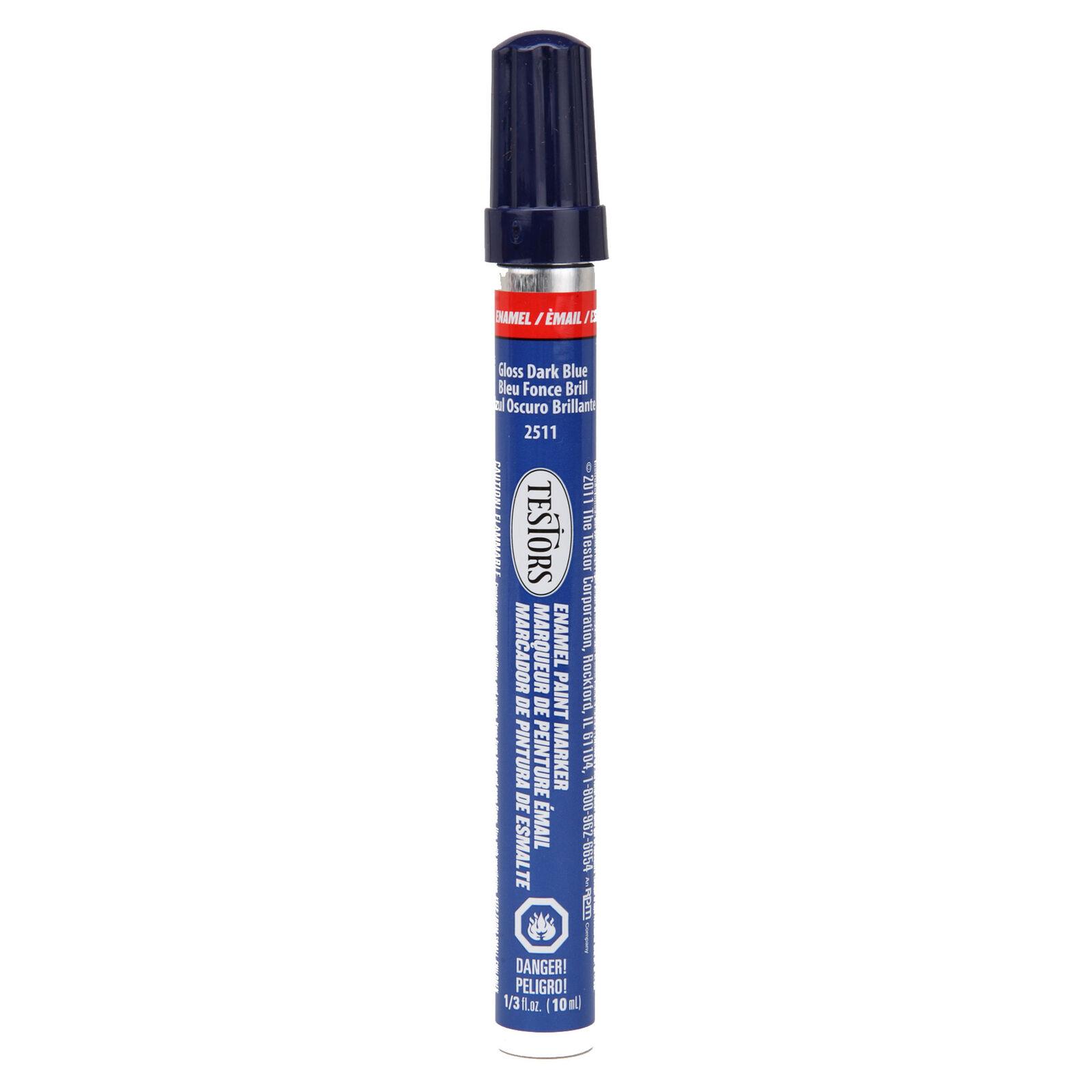 Bulk Paint Marker-Gloss Dark Blue