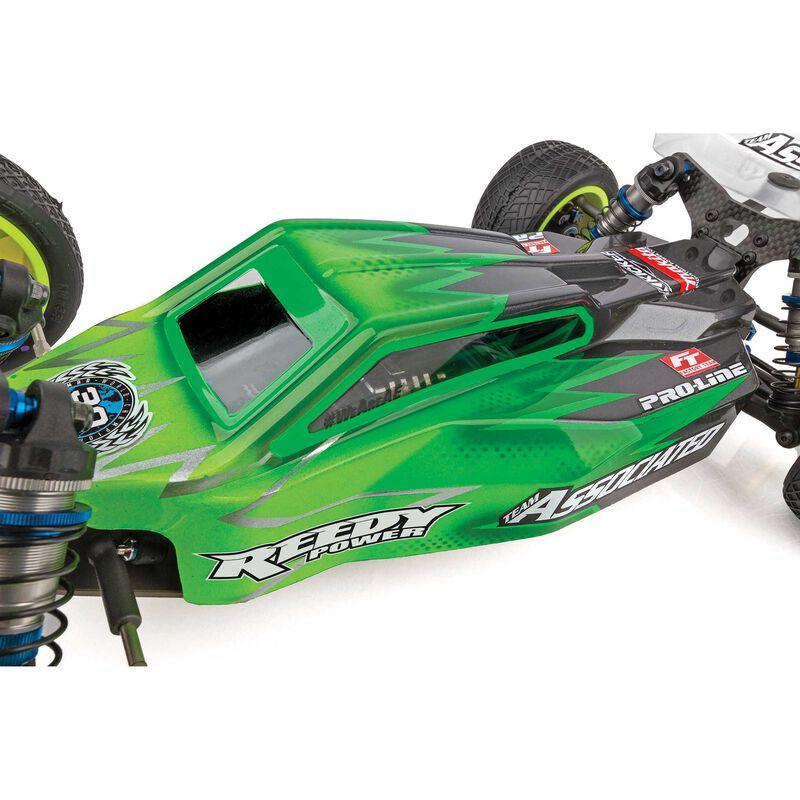 1/10 RC10B6.2D 2WD Buggy Team Kit