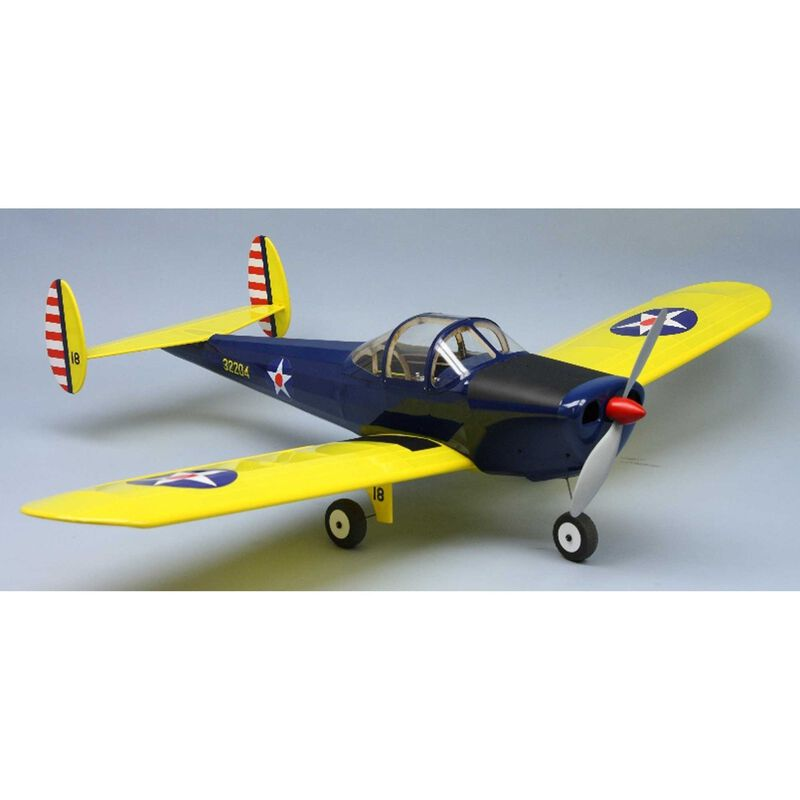 Erco Ercoupe Electric Airplane Kit, 36""