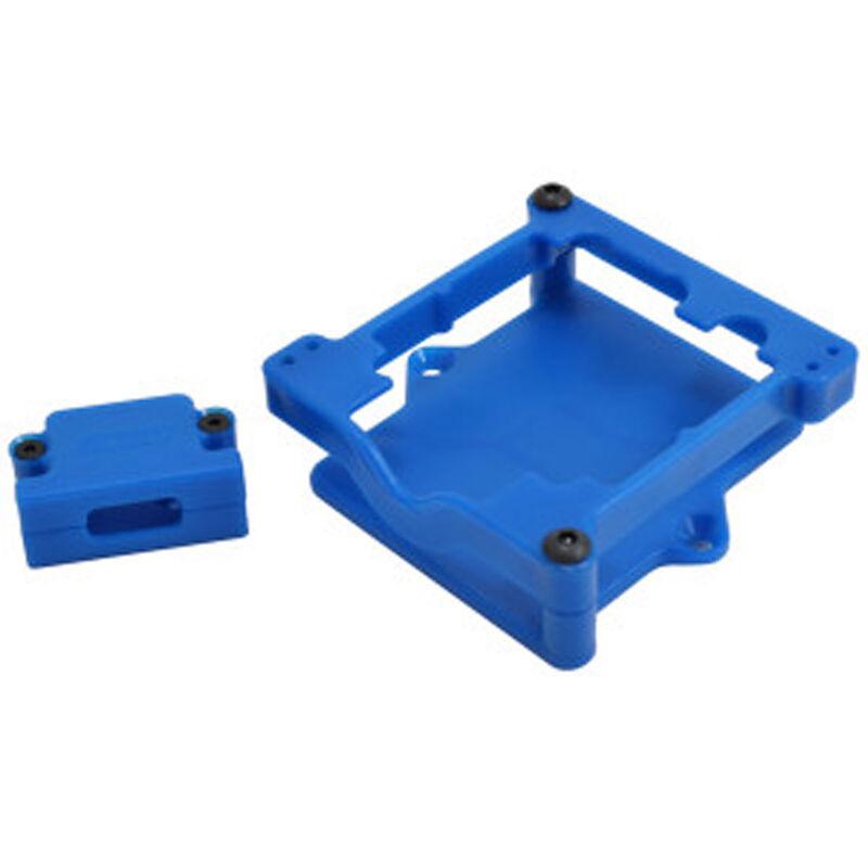 ESC Cage, Blue: Sidewinder 3, SLH, ST, RU, BA