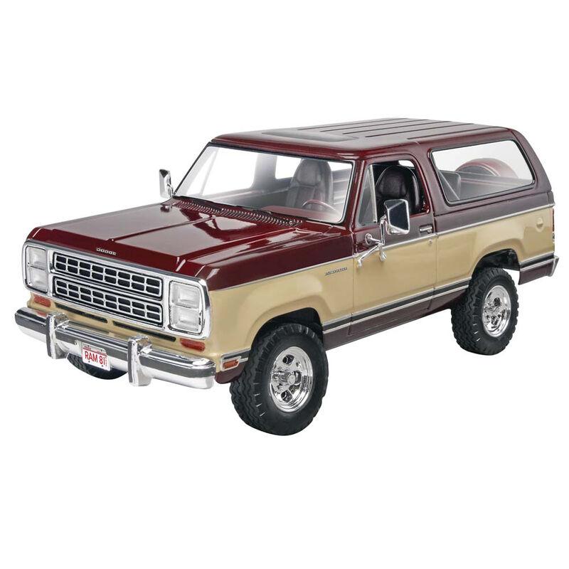 1 24 1980 Dodge Ramcharger