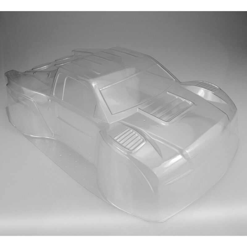 1/10 Illuzion Clear Body, Manta: Slash, Slash 4x4, SC10