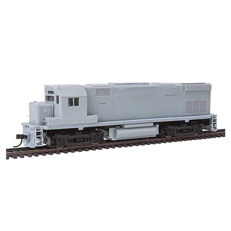HO C424 Phase 1 w DCC & Sound Undecorated