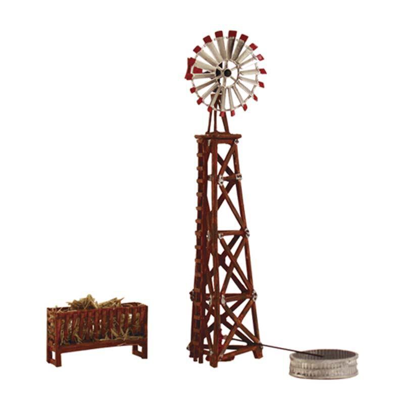 N Built-Up Windmill