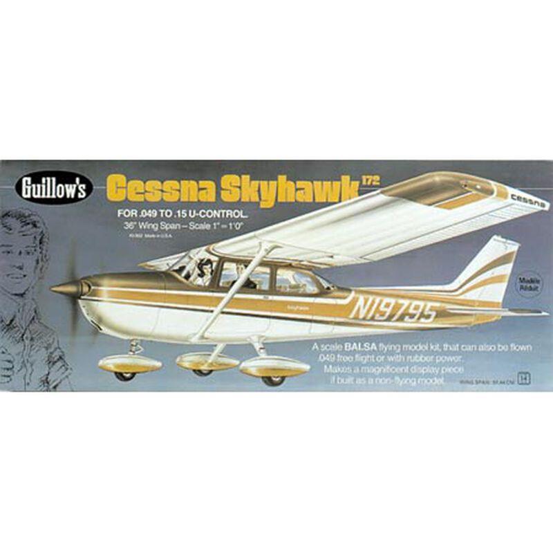 """Cessna Skyhawk 172 Kit, 36"""""""