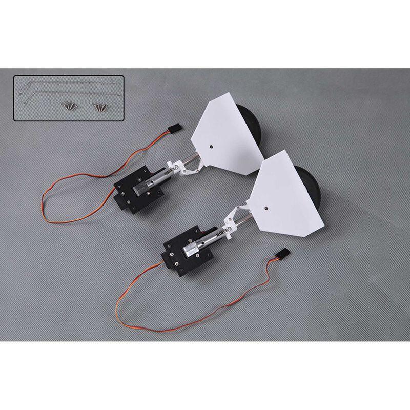 Main Gear System: T28 V4 1400mm, Red