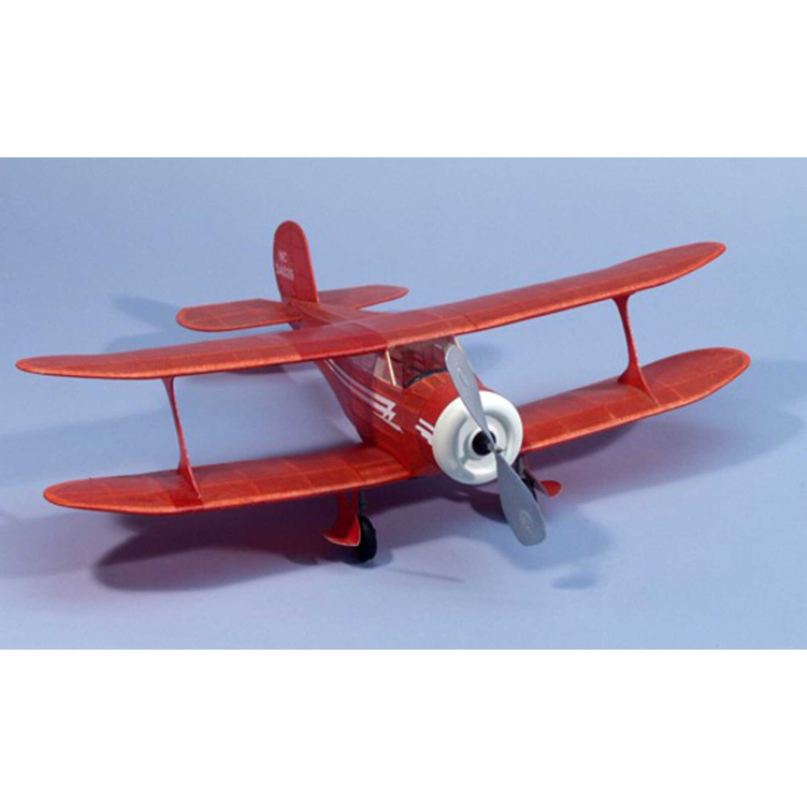 """Staggerwing Rubber Powered Kit, 17.5"""""""