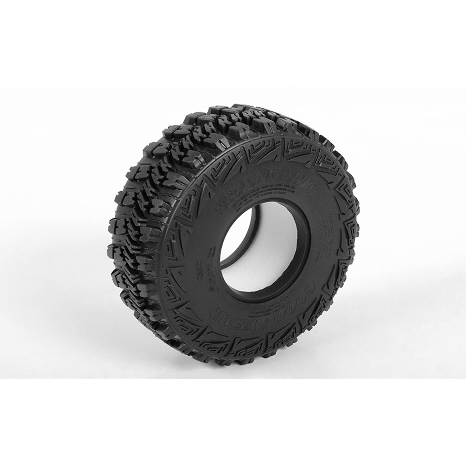 """RC4WD Goodyear Wrangler MT/R 1.9"""" 4.7"""" Scale Tires"""