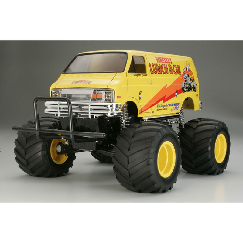 1/12 Lunch Box 2WD Monster Truck Kit
