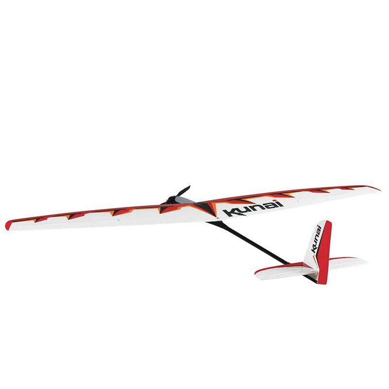 "Kunai 1.4M Sport Glider EP Rx-R 55"""