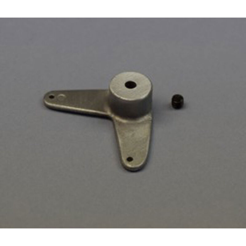 Double Rudder Arm,1/8""