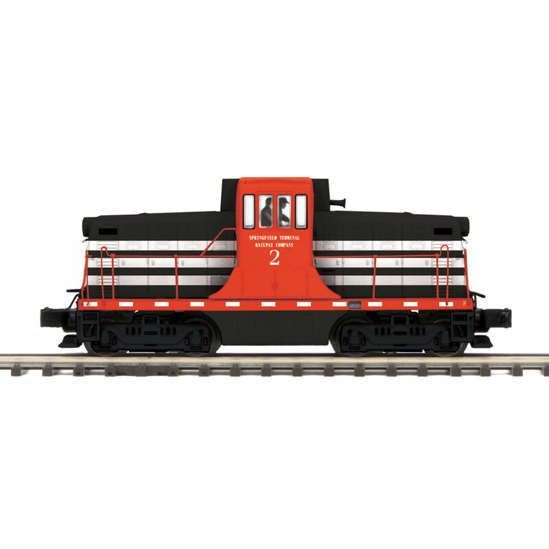O Hi-Rail 44 Ton Phase 3 with PS3 ST #2