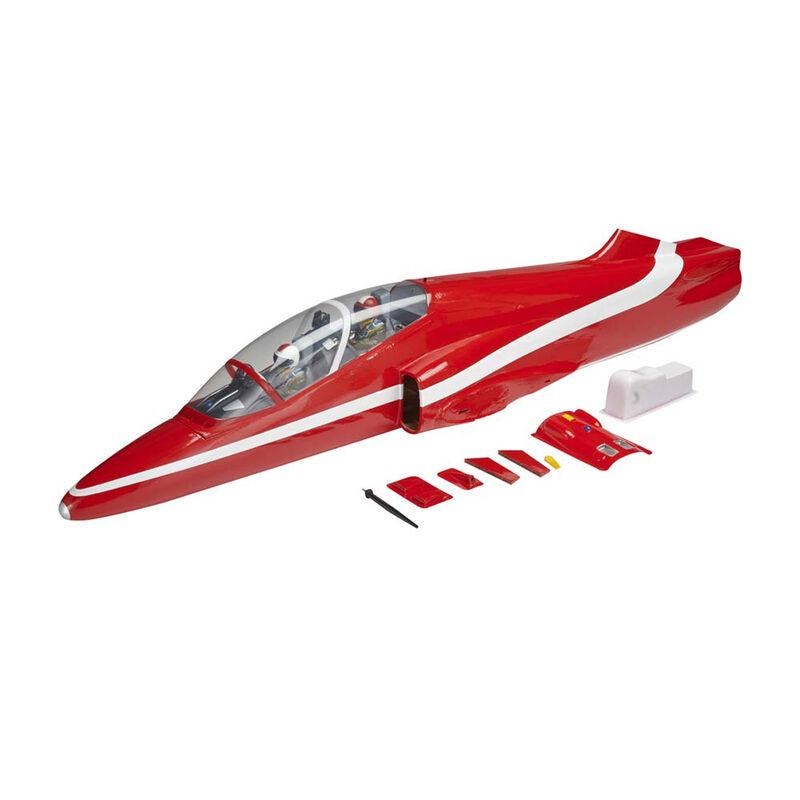Fuselage BAE Hawk EDF 90mm Scale 1 7 ARF