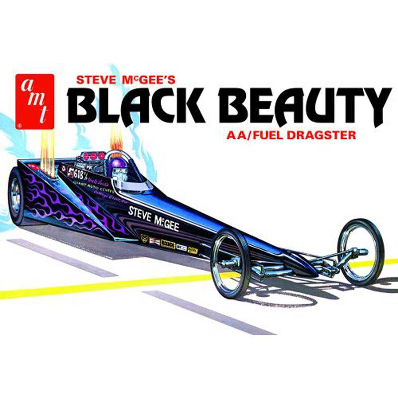 1 25 Steve McGee Black Beauty Wedge Dragster