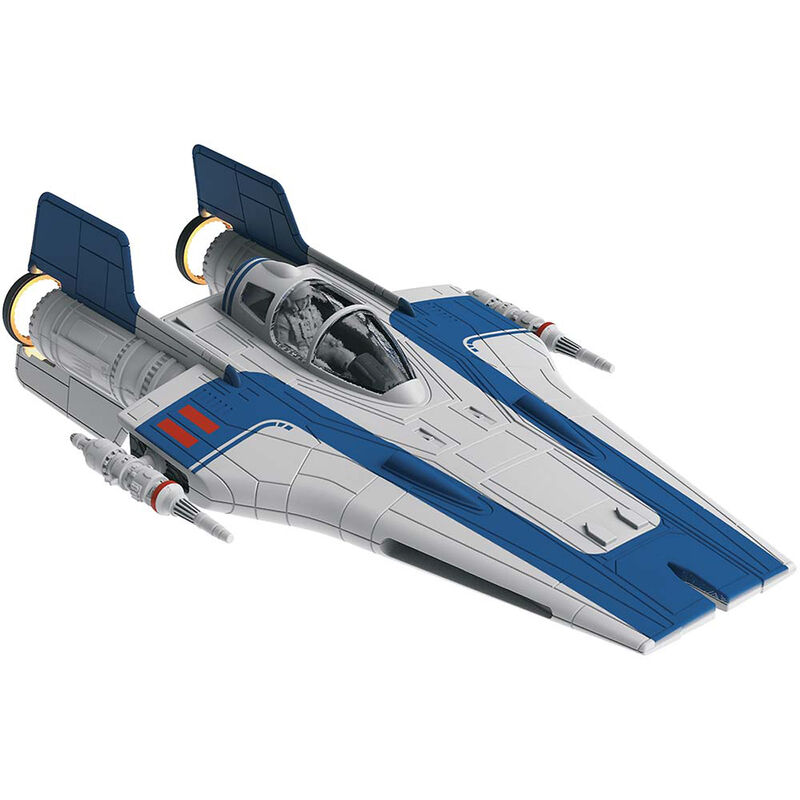 1 144 Resistance A-Wing Fighter