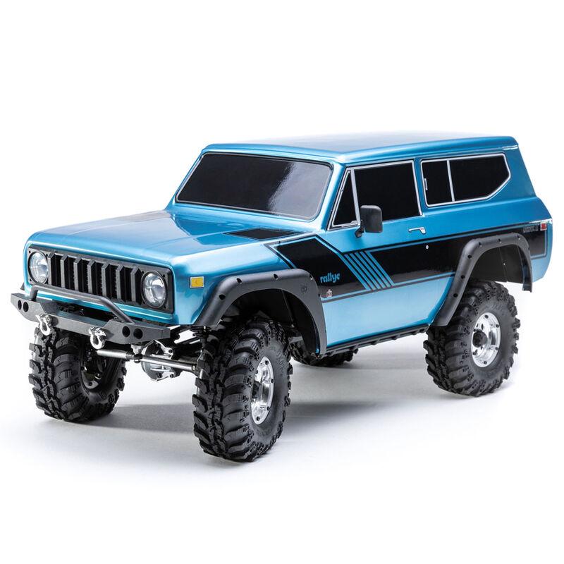 1/10 Gen 8 International Scout II 4WD Rock Crawler Brushed RTR, Blue