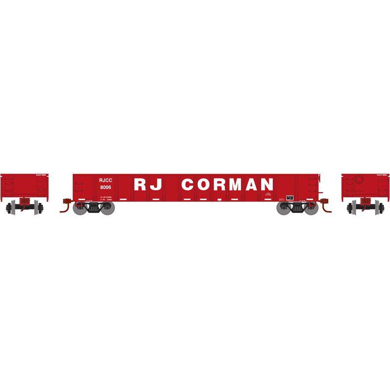 HO RTR 52' Mill Gondola RJCC #8006