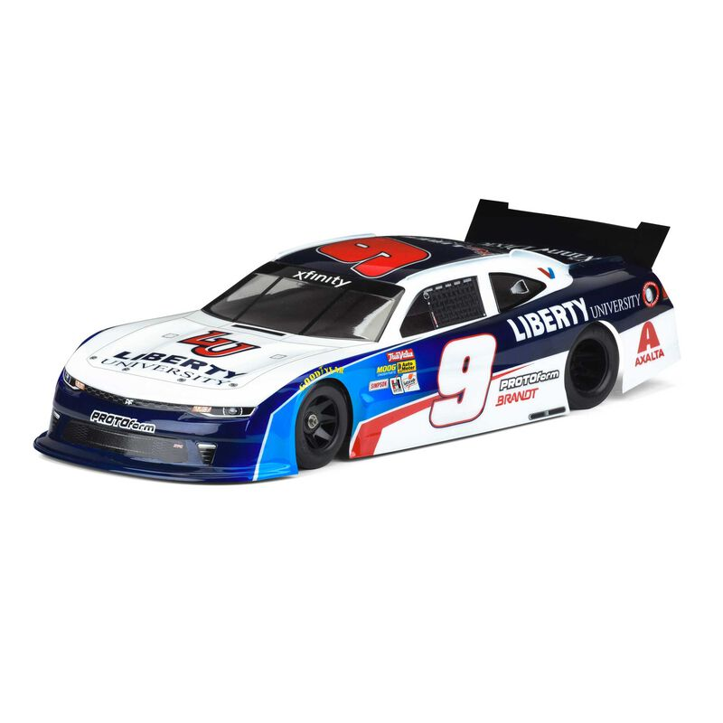 1/10 RT-C Light Weight Clear Body: Oval
