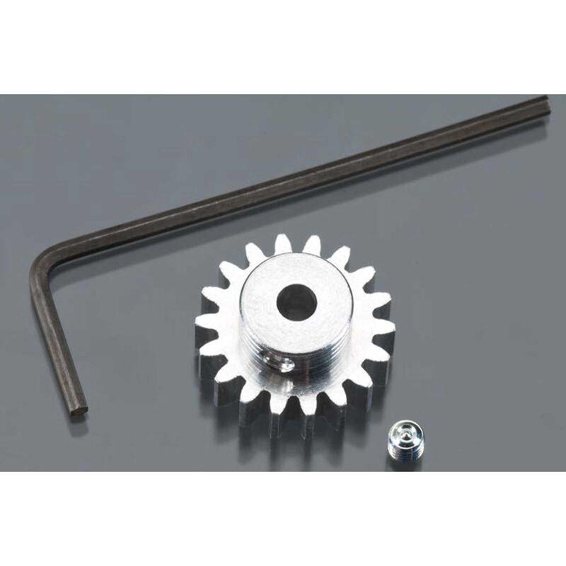 18T Pinion Gear  58346   540 Motor
