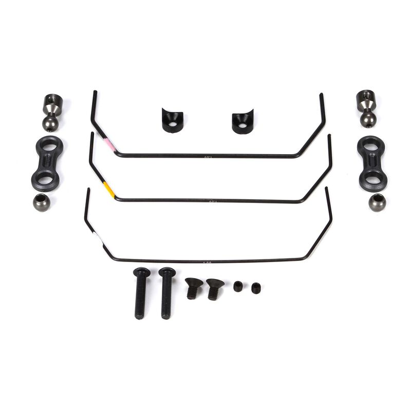 Sway Bar Kit, Front: 22SCT