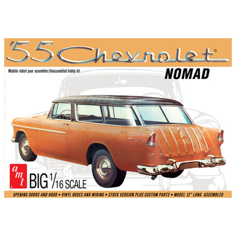 1955 Chevy Nomad Wagon
