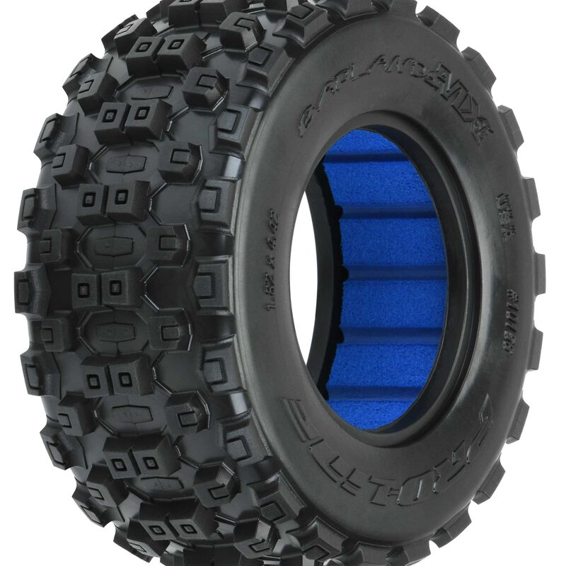 "Badlands MX SCT 2.2""/3.0"" M2  F/R"