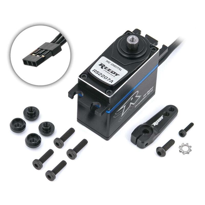 Reedy RT2207A Digital HV Hi-Torque Alum Comp Servo