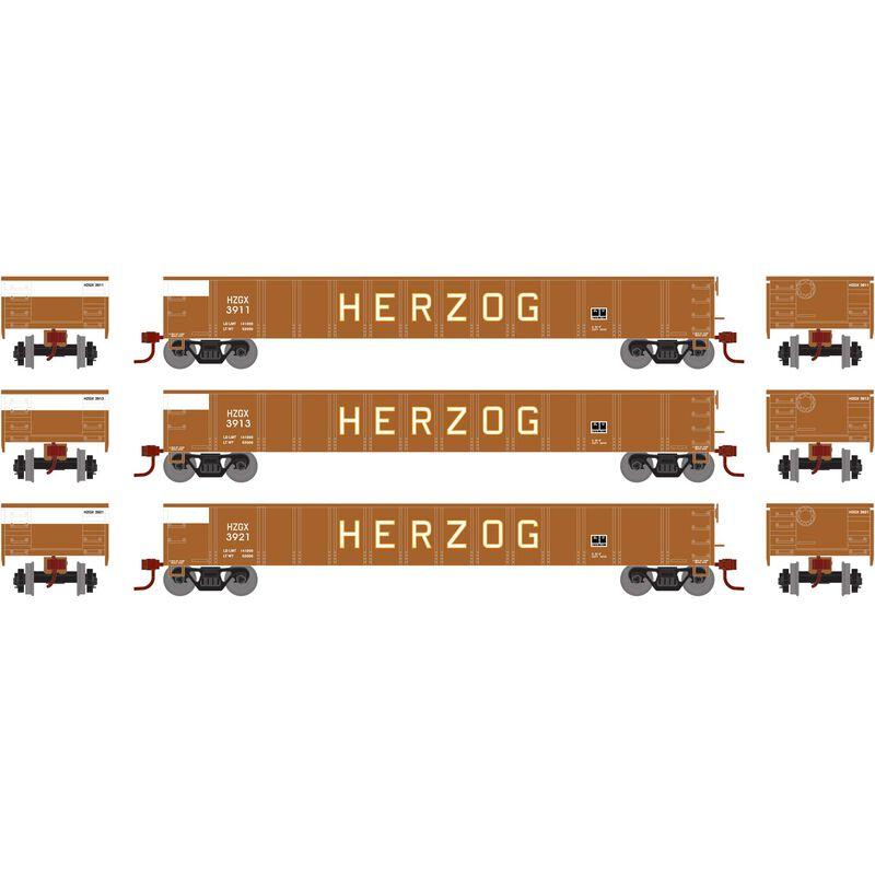 N 52' Mill Gondola HZGX (3)