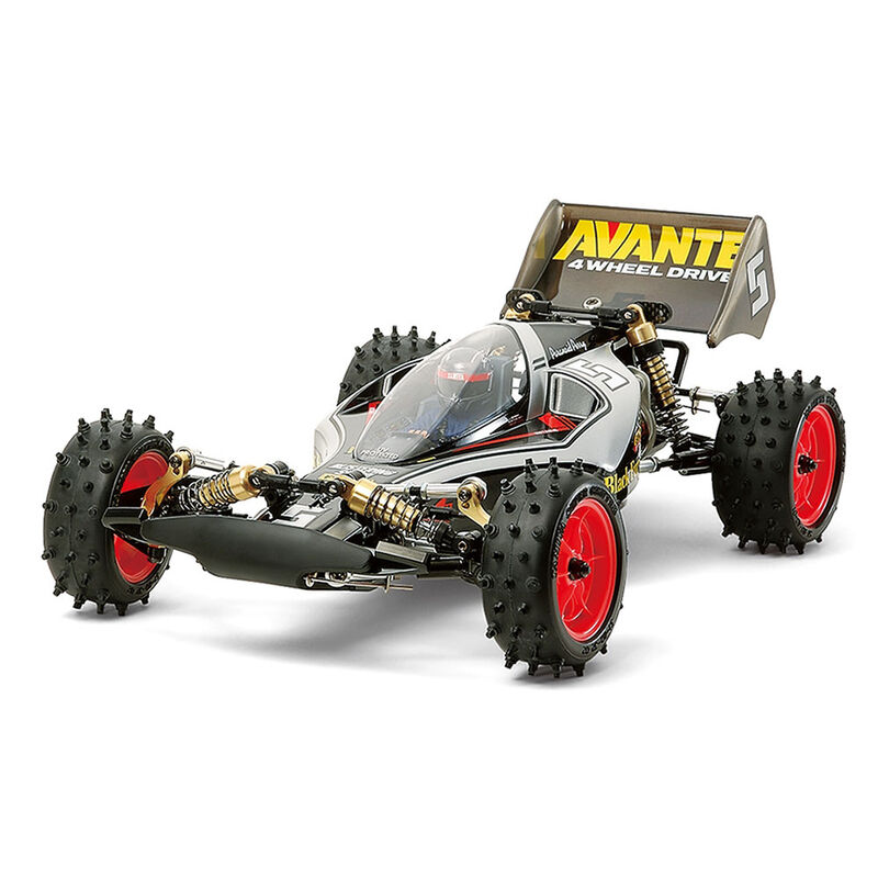 1/10 Avante Buggy 4WD Kit (2011), Black Special
