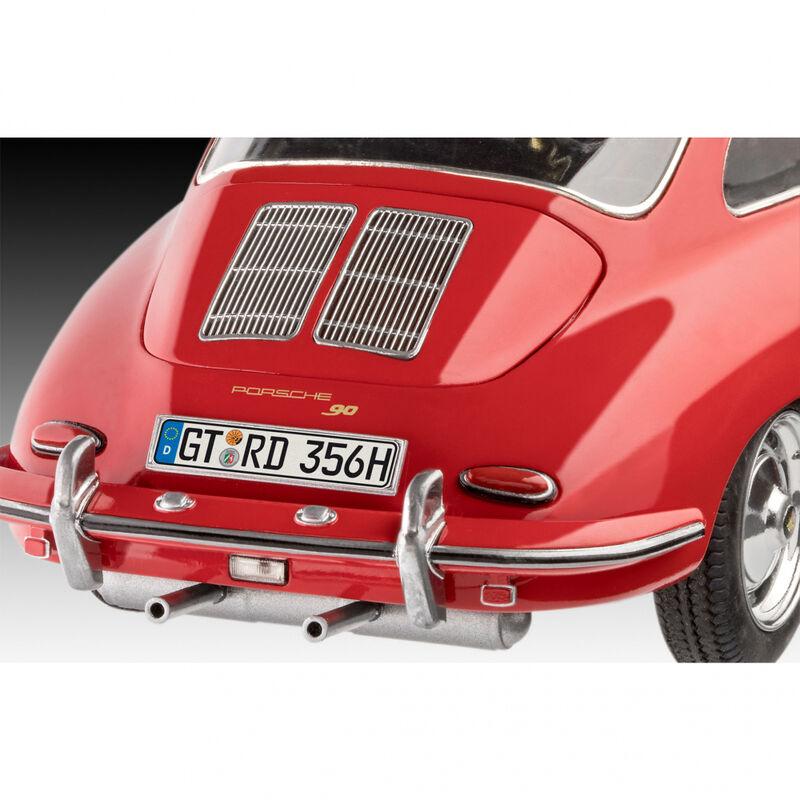 1/16 Porsche 356 B Coupe Eask Click