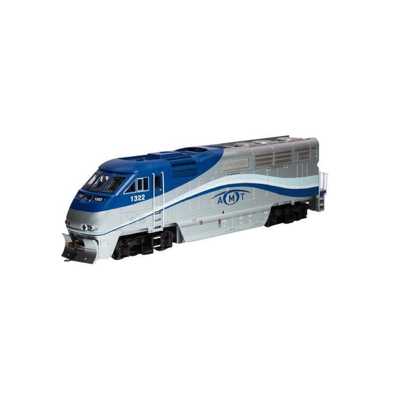 HO RTR F59PHI with DCC & Sound AMTL #1321