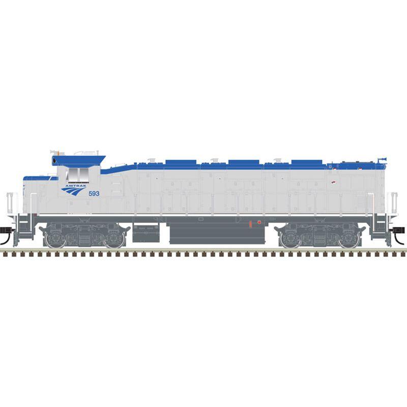HO Trainman NRE Genset II AMTK #593