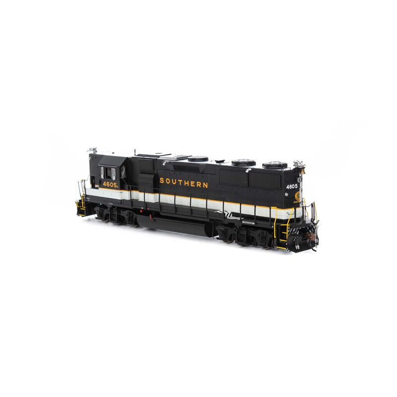HO GP39X with DCC & Sound SOU #4605