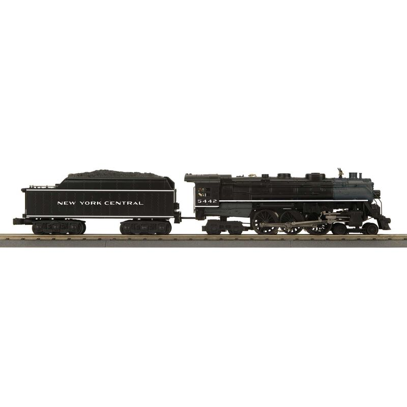 O-27 Imperial 4-6-4 Hudson with PS3 NYC #5442