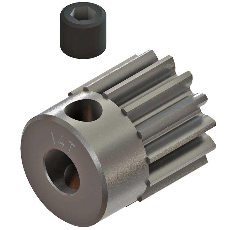 Pinion Gear 14T 48DP: Mega 4x4