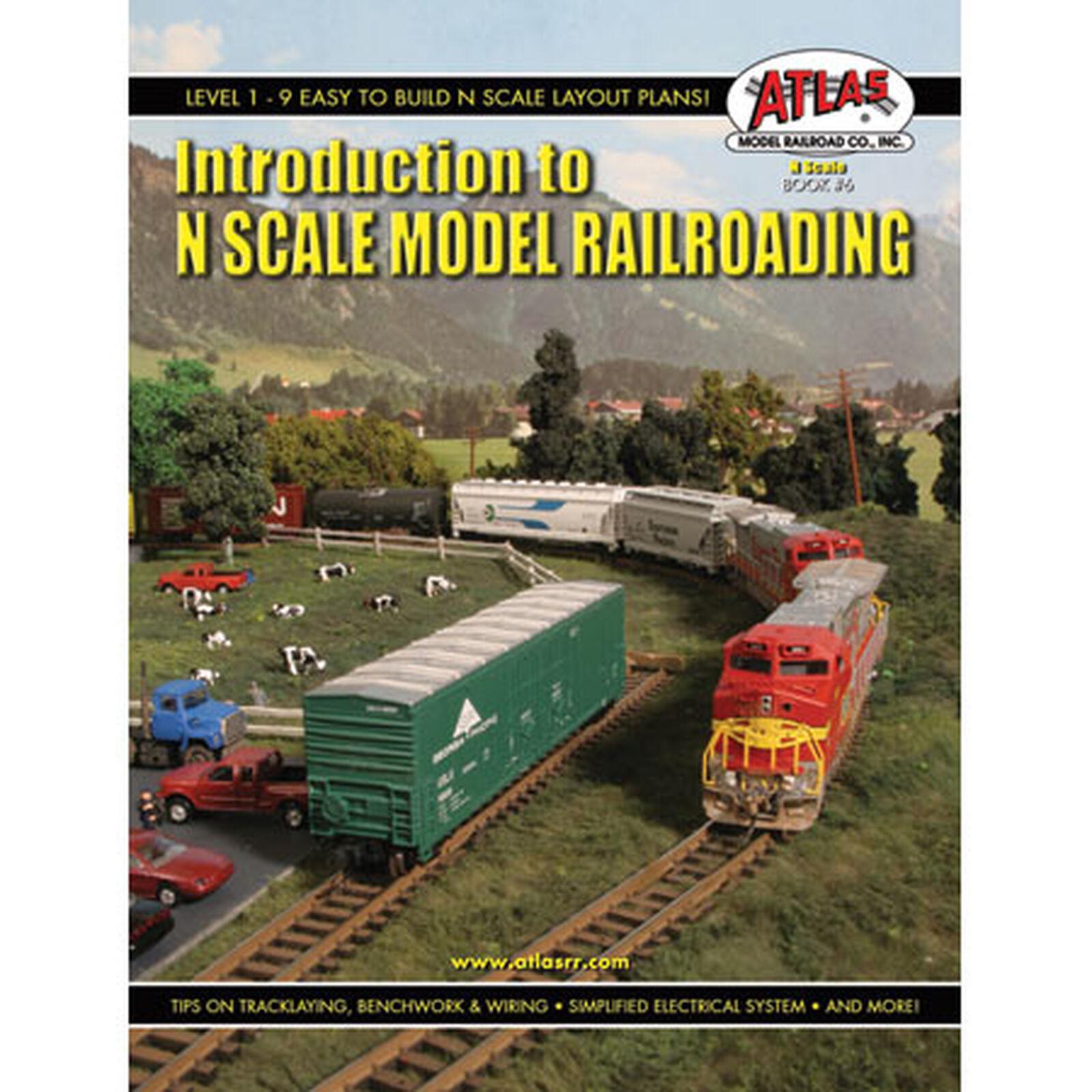 Intro To N Model Railroading