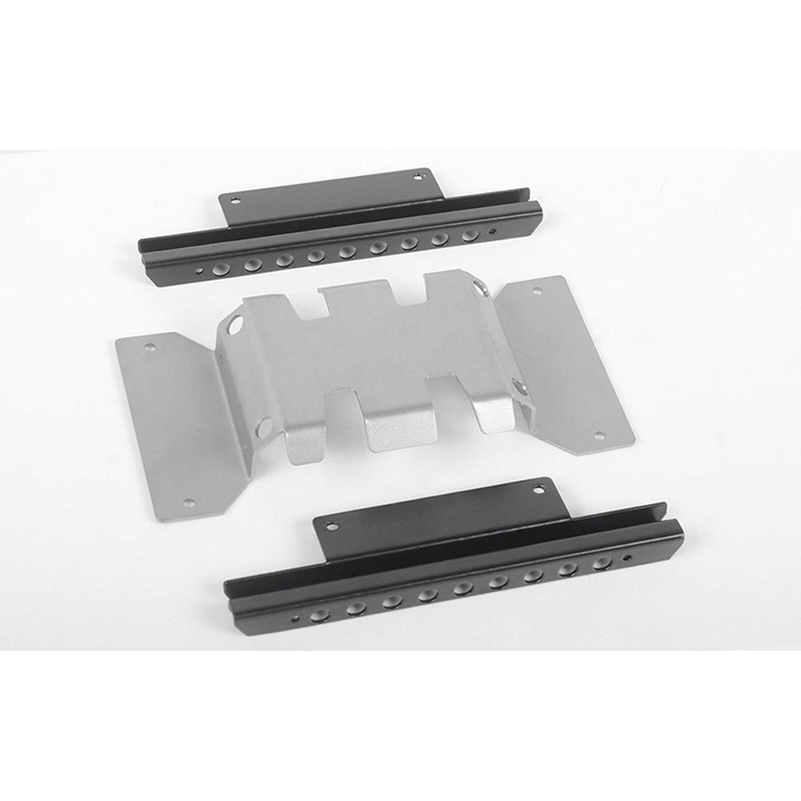 RoughStuff Skid Plate Sliders (A): MST 1/10 CMX with Jimny J3 Body