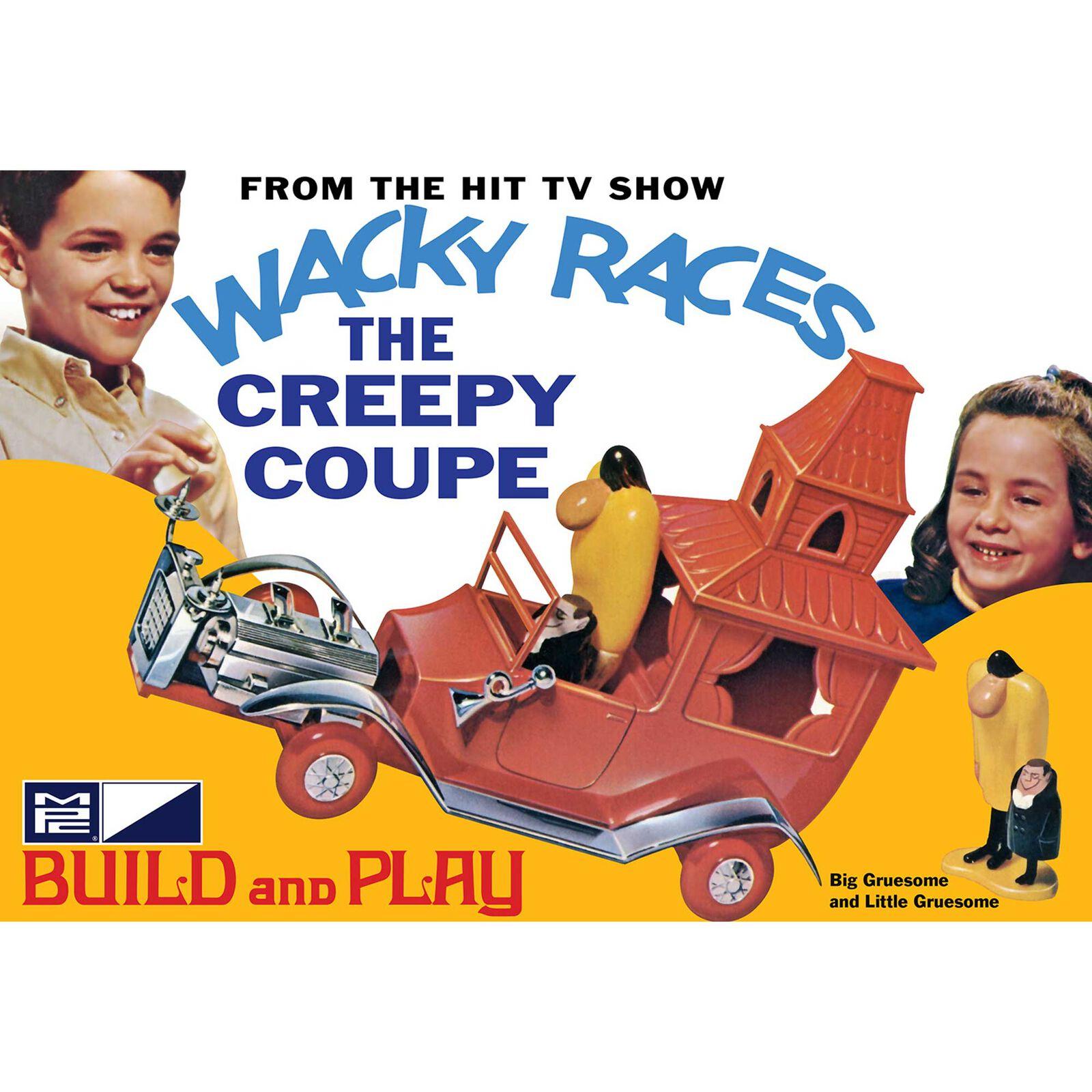 Wacky Races - Creepy Coupe  (SNAP)