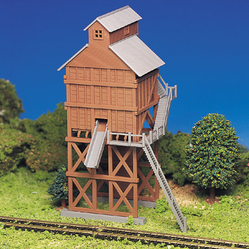 HO Snap KIT Coaling Station